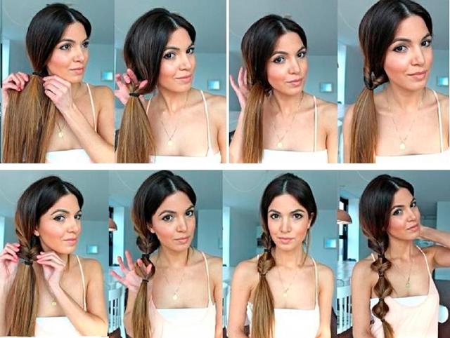 5 penteados mais copiados do Pinterest (com passo a passo)