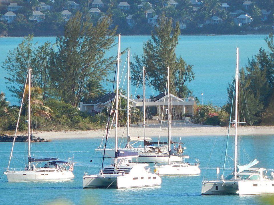 (485) Twitter Antigua, Boat, Sailing