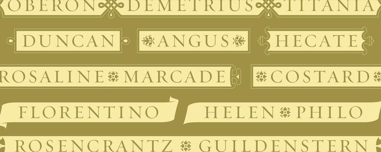 Requiem Fonts | Feast for the Senses | Fonts, Typography