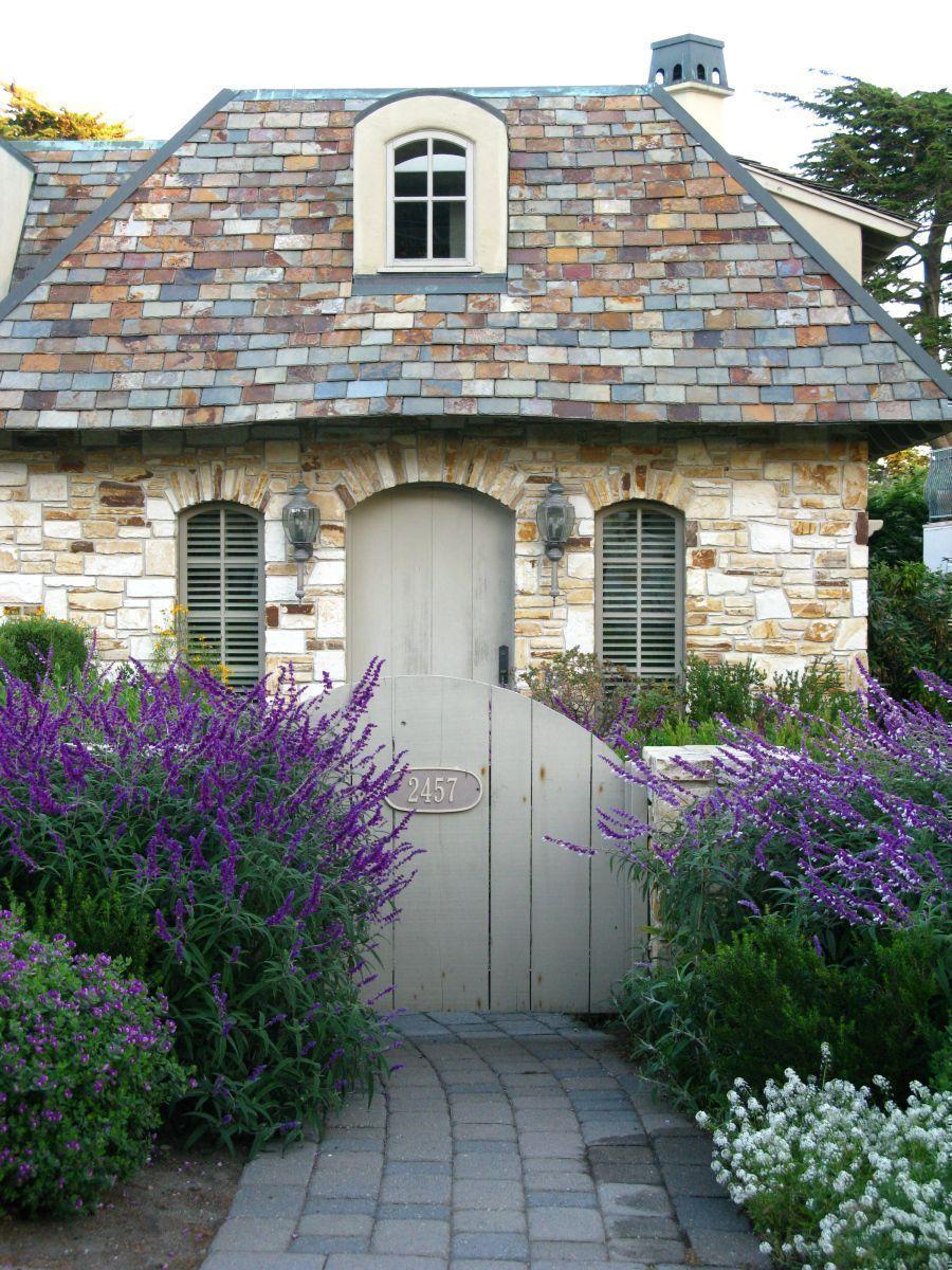 House garden trees  Small Cottage Gardens  CARMELuS COTTAGE GARDENS u Itus time to add