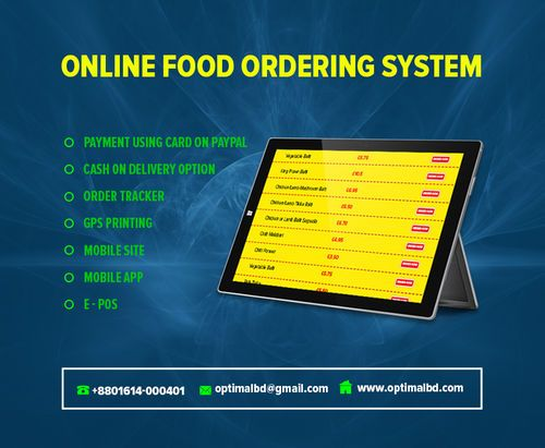 can you order food with paypal