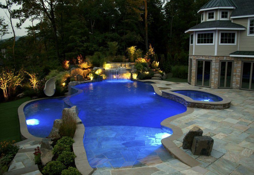 Snipers Of Chicago Season 1 Chicago Pd Jay Halstead Chapter 3 We Better Go Custom Swimming Pool Swimming Pools Backyard Pool Landscape Design