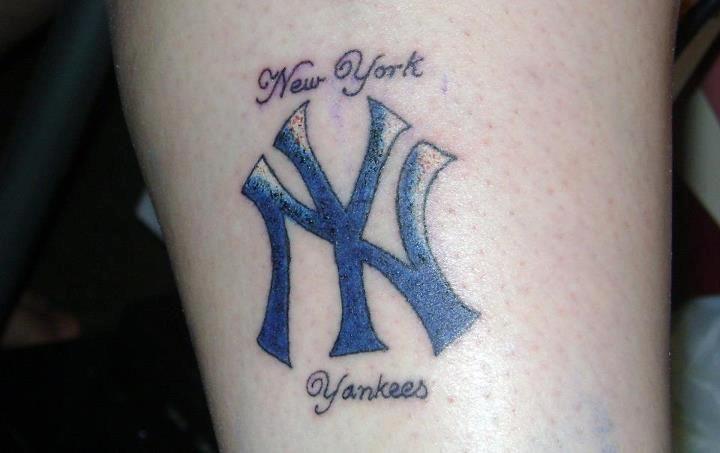 Pin by lisa caramanello on yankee tattoos new york