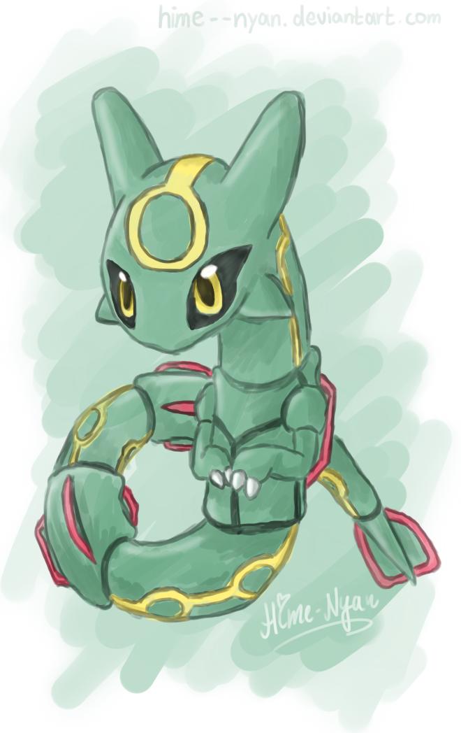 B b rayquaza pok mon pok mon pokemon personnage et - Dessin de rayquaza ...