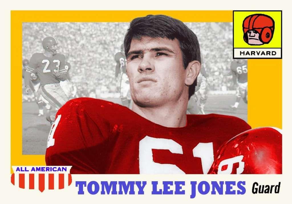 Tommy Lee Jones Tommy lee jones, High school football