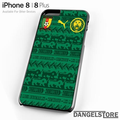 f71c165c81e74 cameroon soccer jersey For iPhone 8