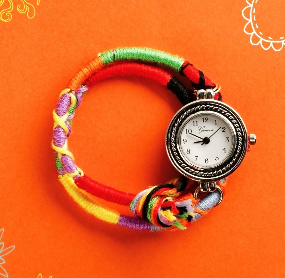 Hippy Chick Watch #howto #tutorial
