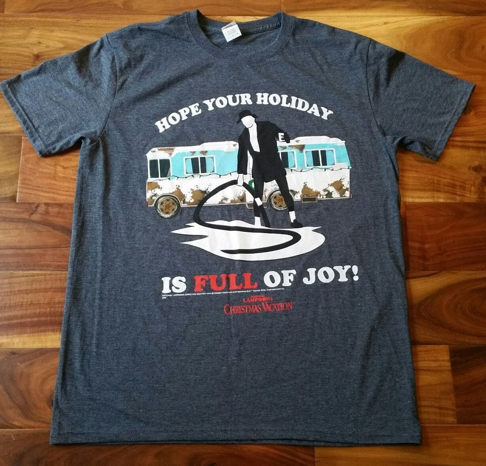 National Lampoon S Christmas Vacation T Shirt Men Large Cousin Eddie