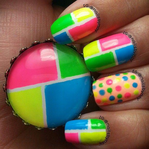 Instagram photo by nailsbynoy #nail #nails #nailart   spectacular ...