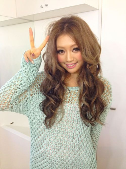 Gyaru Hair Asian Style Pinterest Gyaru Hair Gyaru And Hair Style