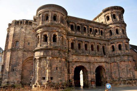 Trier – Porta Nigra, Kaiserthermen und Konstantin-Basilika