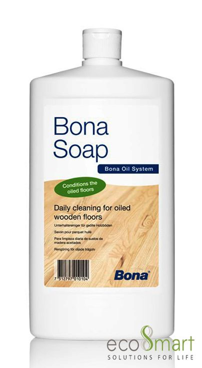 Detergent Based On Vegetable Oil For Frequent Cleaning And Maintenance Of Oiled Wooden Floors Bona Soap Nourishes The Surface Leaves A Thin Film That