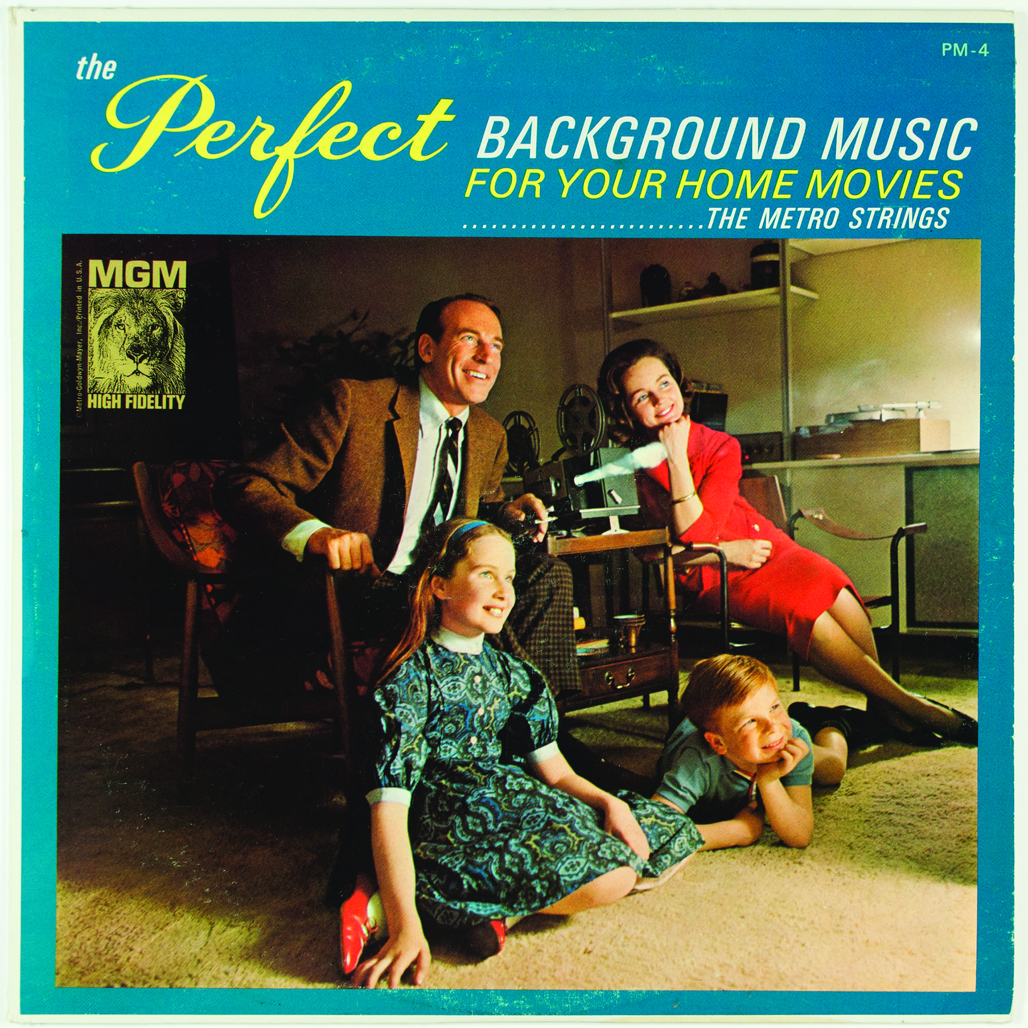 Background Music For Your Home Movies Album Cover Featured In Designed For Hi Fi Living Greatest Album Covers Worst Album Covers Album Covers