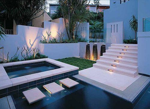 Natural Habitats Landscapes Residential Swimming Pool Design Nz Swimming Pool Designs Pool Landscaping Swimming Pool Landscaping