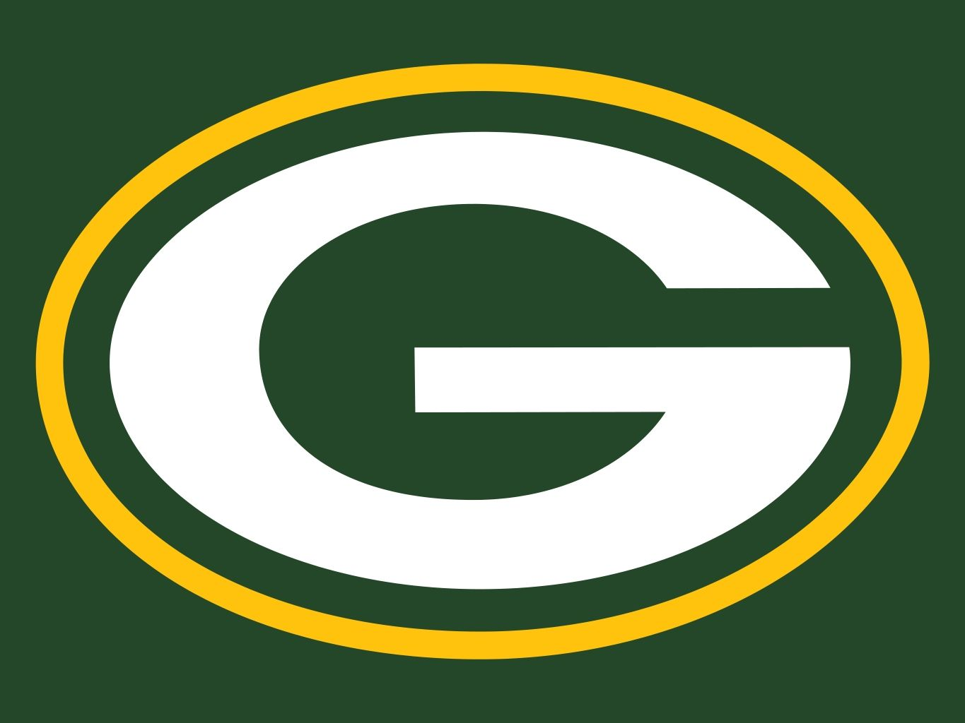 images of the GREEN BAY PACKARDS football logos  Green