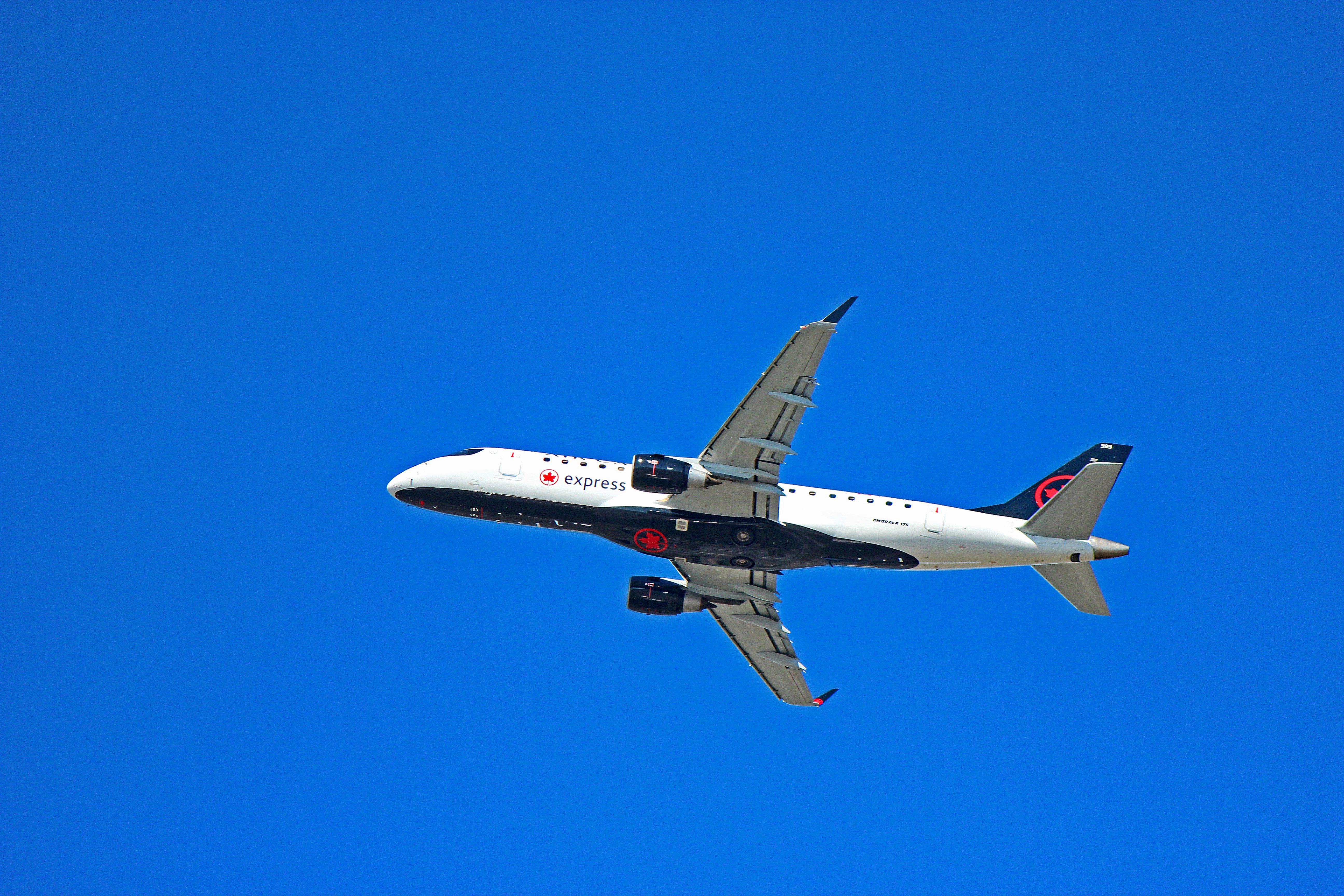 CFRQN Air Canada Express Embraer ERJ175 With New Livery