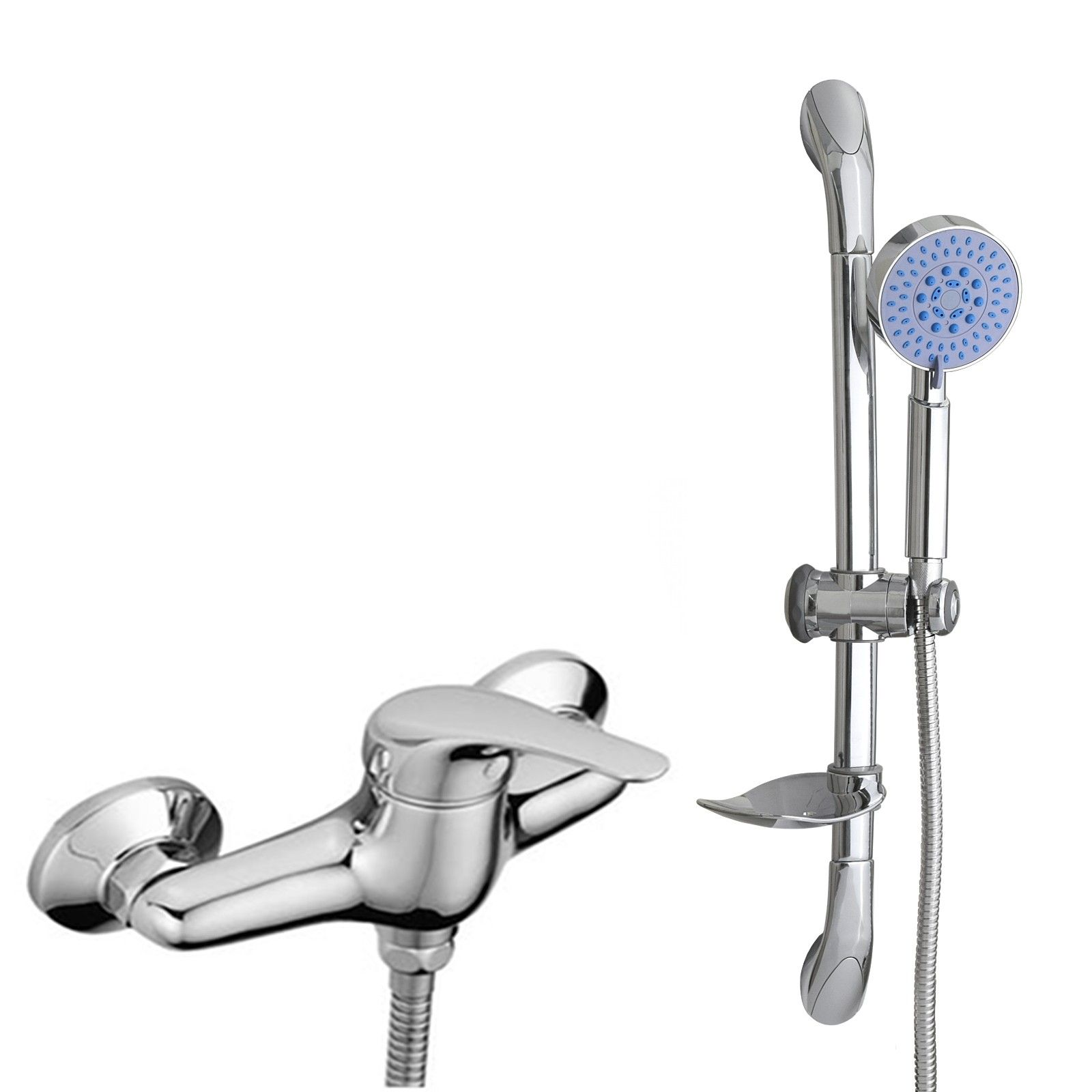 Multi Function Shower Head With Hose Grohe