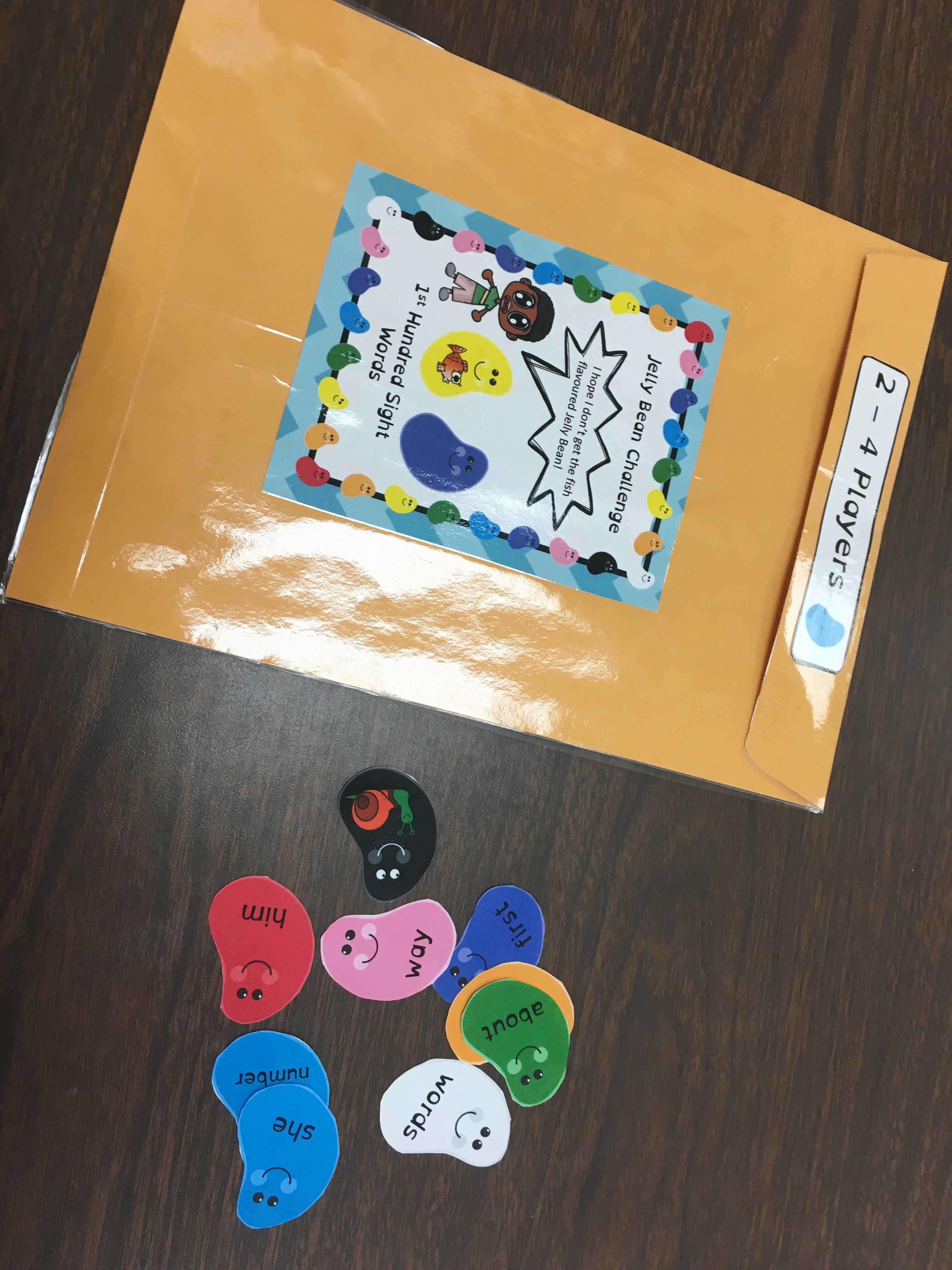 Fry Sight Words Game