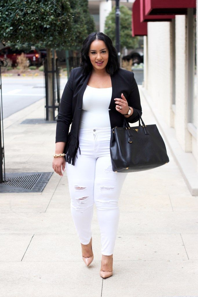 Plus Size Fashion for Women - Plus Size Outfit Idea - Beauticurve ...