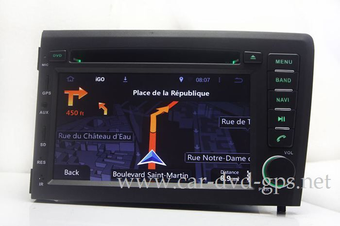 android car dvd player gps navigation for volvo s60 v70 with radio rh pinterest co uk