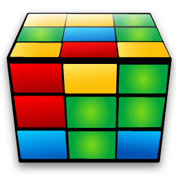 Never Could Do It 80s Icons Rubiks Cube Rubix Cube