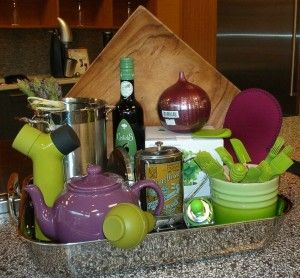 Cook's Warehouse Gift Basket 03