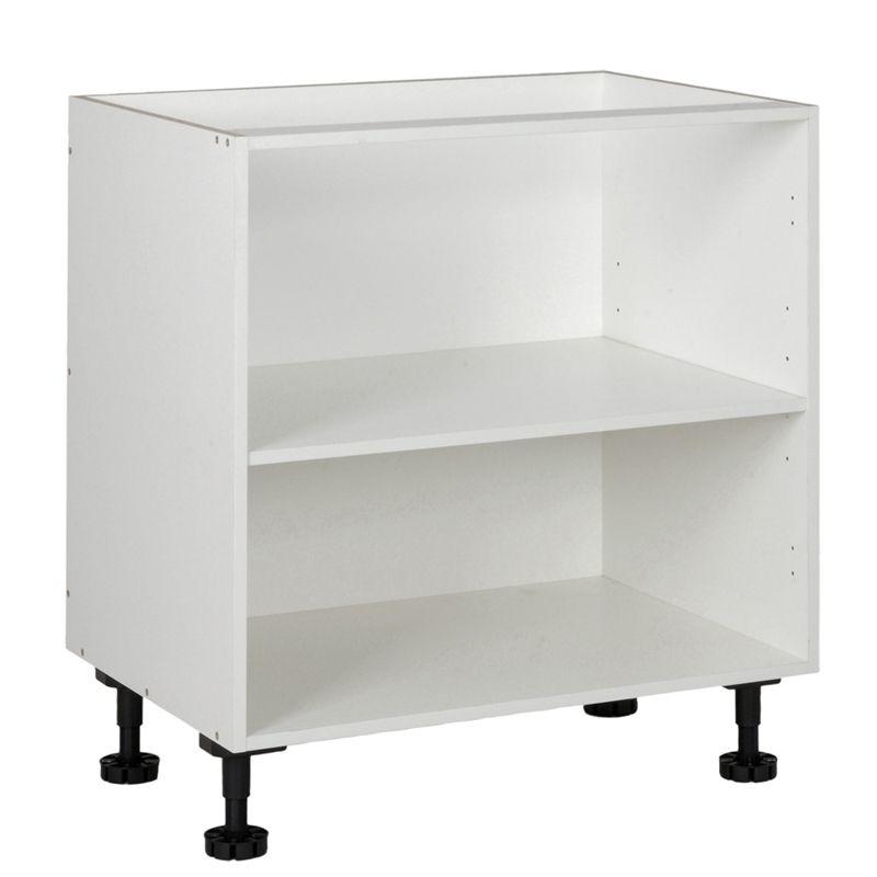 kaboodle 800mm base cabinet base cabinets cabinet wall shelf unit on kaboodle kitchen storage id=80273