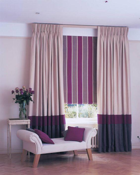 Curtains On Lath & Fascias. Lath And Fascia .Bay Windows
