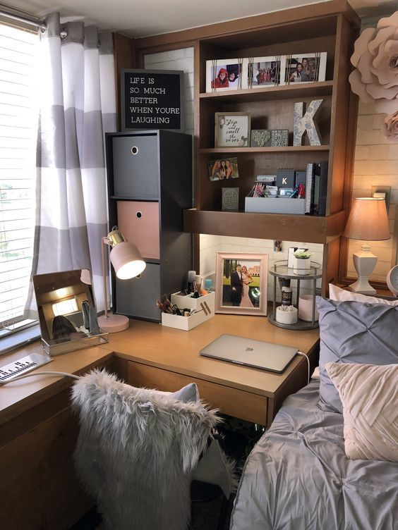 28 Super Cute Dorm Rooms To Get You Totally Psyched For College - Raising Teens Today