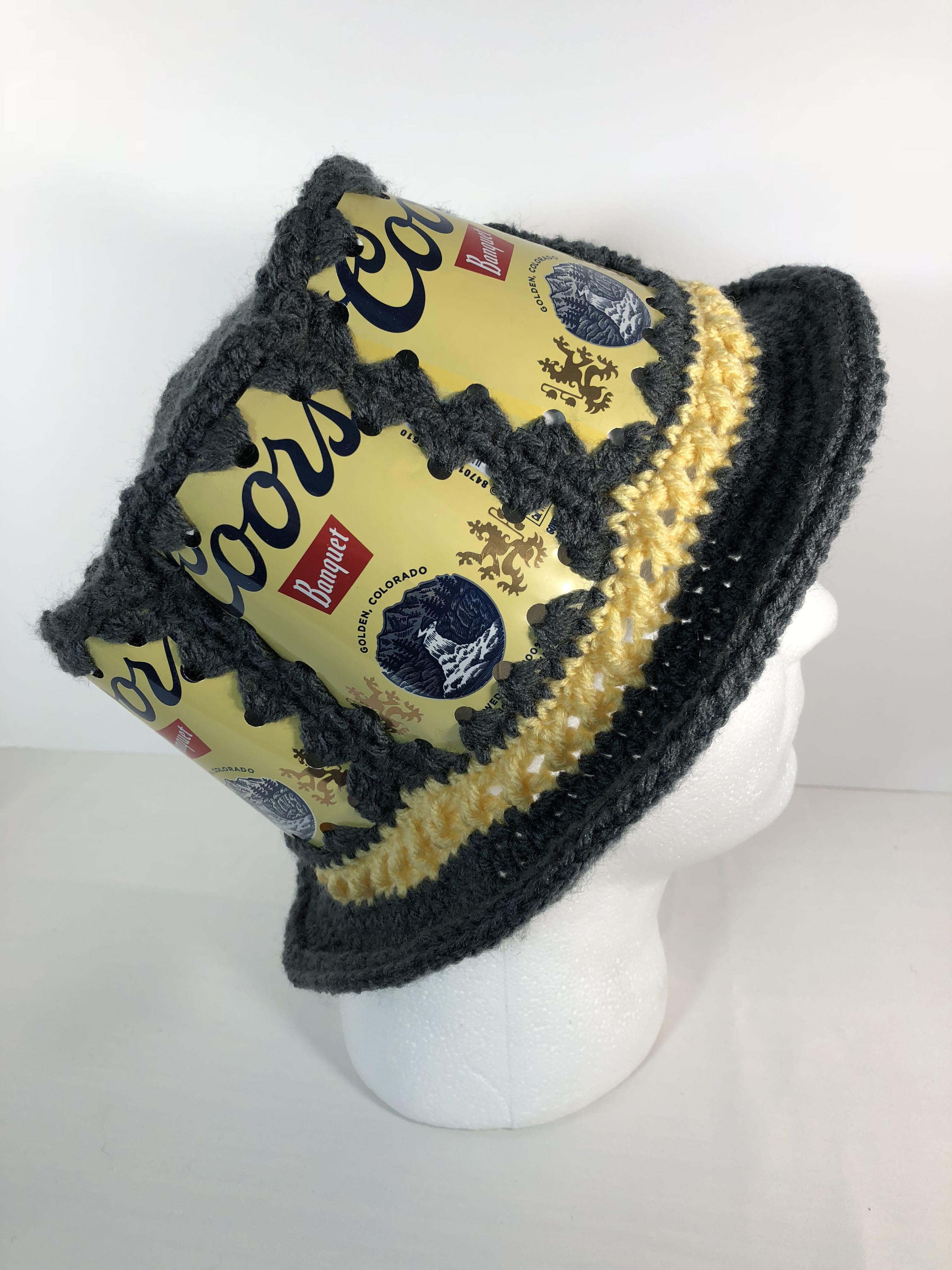 241b4bb65ea31 Coor s beer can hat