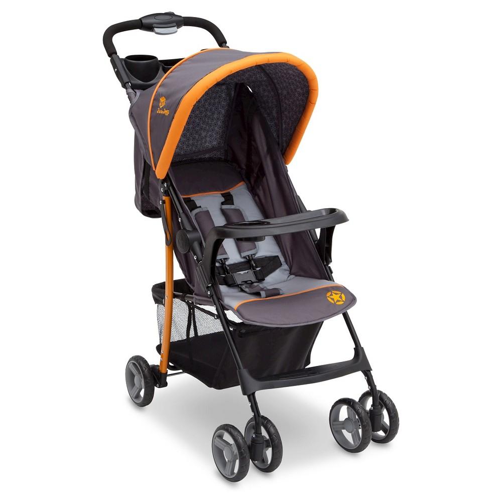 Jeep Metro Stroller Lunar Gray Orange Jeep Stroller Jeep Brand Best Baby Car Seats