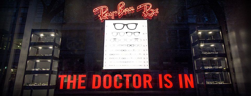 ray ban store new york city