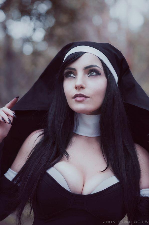 Hot Sexy Nun