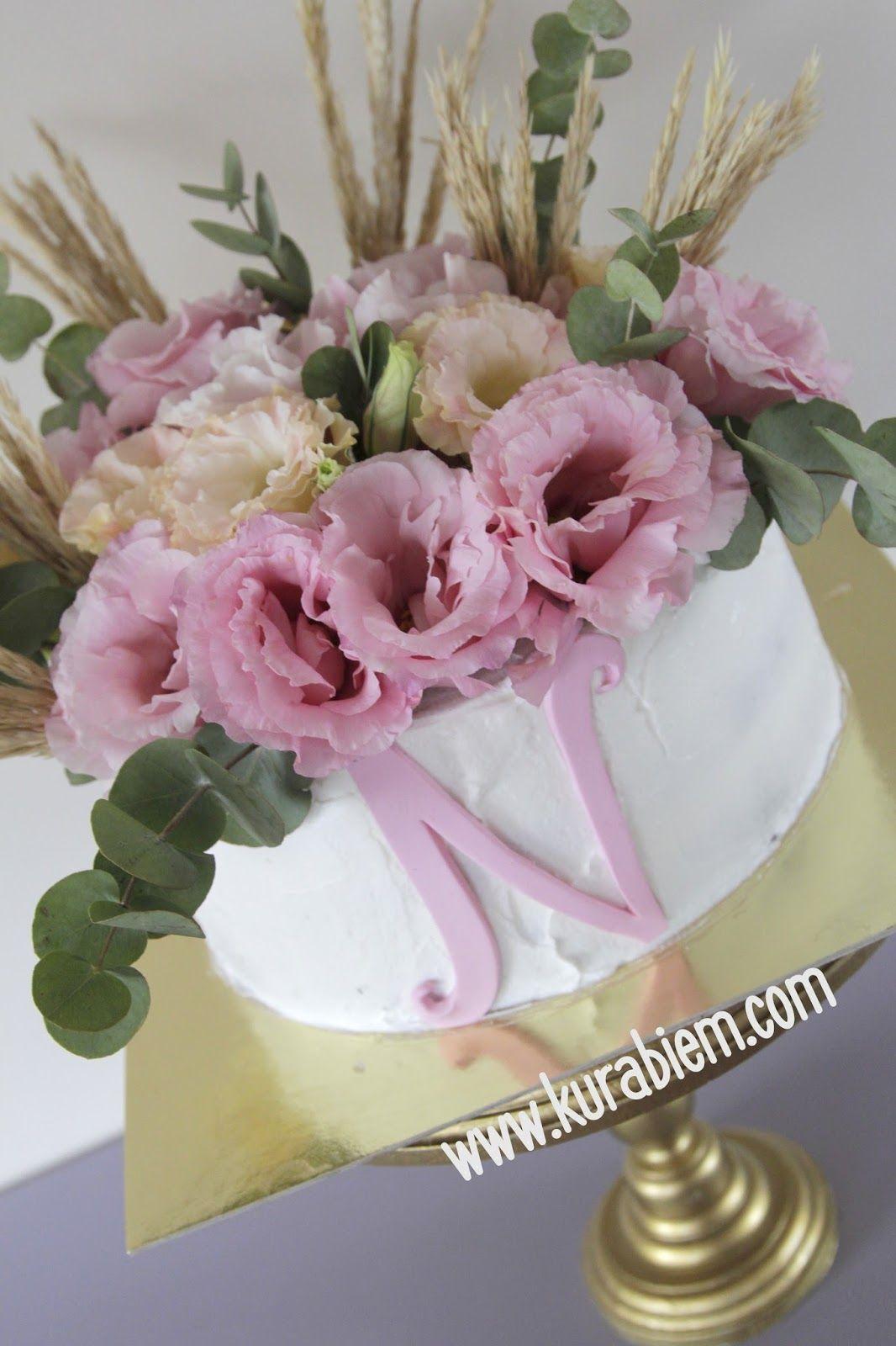 Flower Cake Birthday Cake Naked Cake Naked Cake Istanbul