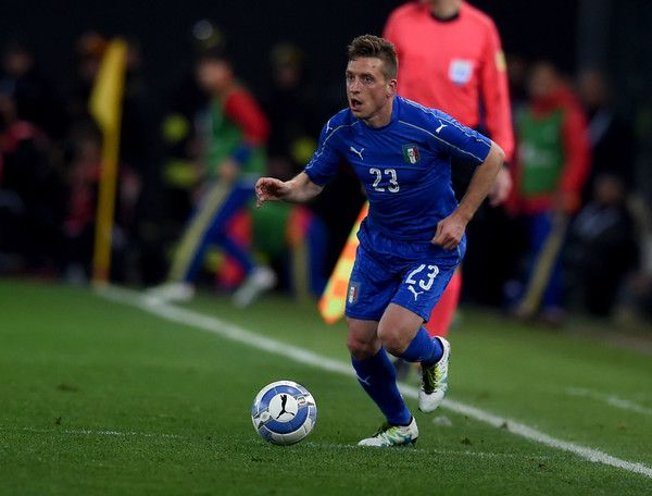 Italy v Spain - International Friendly #Giaccherini