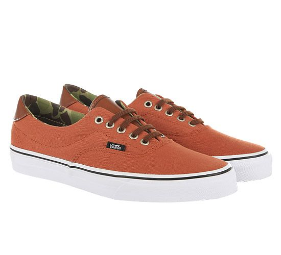 Vans - Era 59 C& L ginger bread / camo