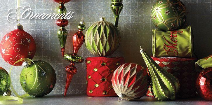 Ornamento da Árvore de Natal - Decorações - Enfeites de Natal