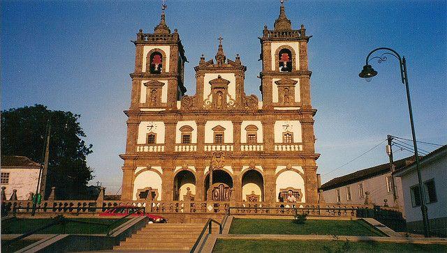 Igreja de Carrazedo de Montenegro