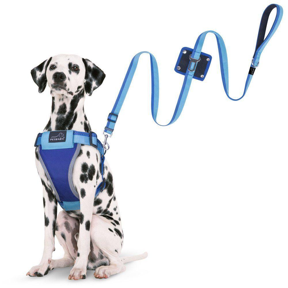 Dog Seat Belt Harness Leash Petbaba Reflective Escape Proof No