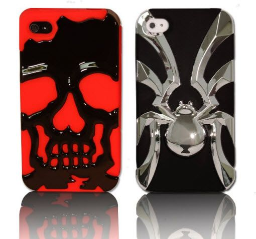 Valor Communication launches Spiderbite and Skullcap iPhone cases