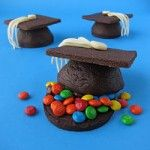 Photo of Candy Filled Graduation Cap Cookies | Fun Family Crafts