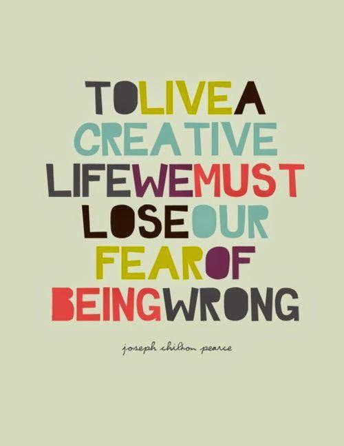 Creative lives!