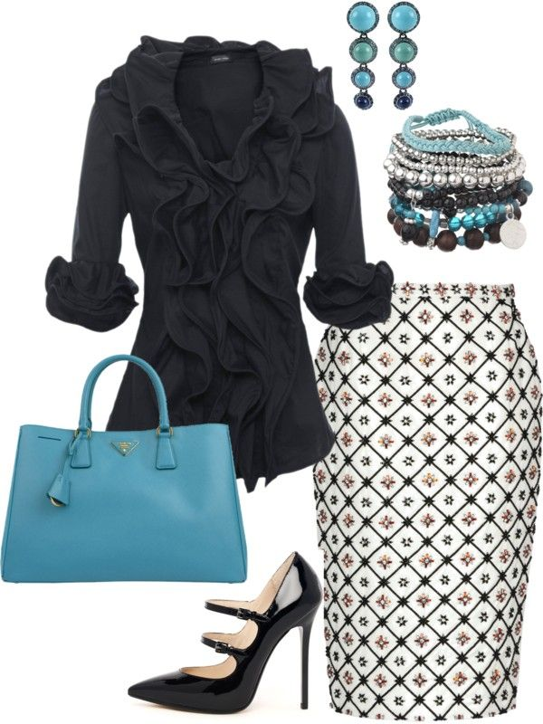 """Work wear"" by mrsbro on Polyvore"