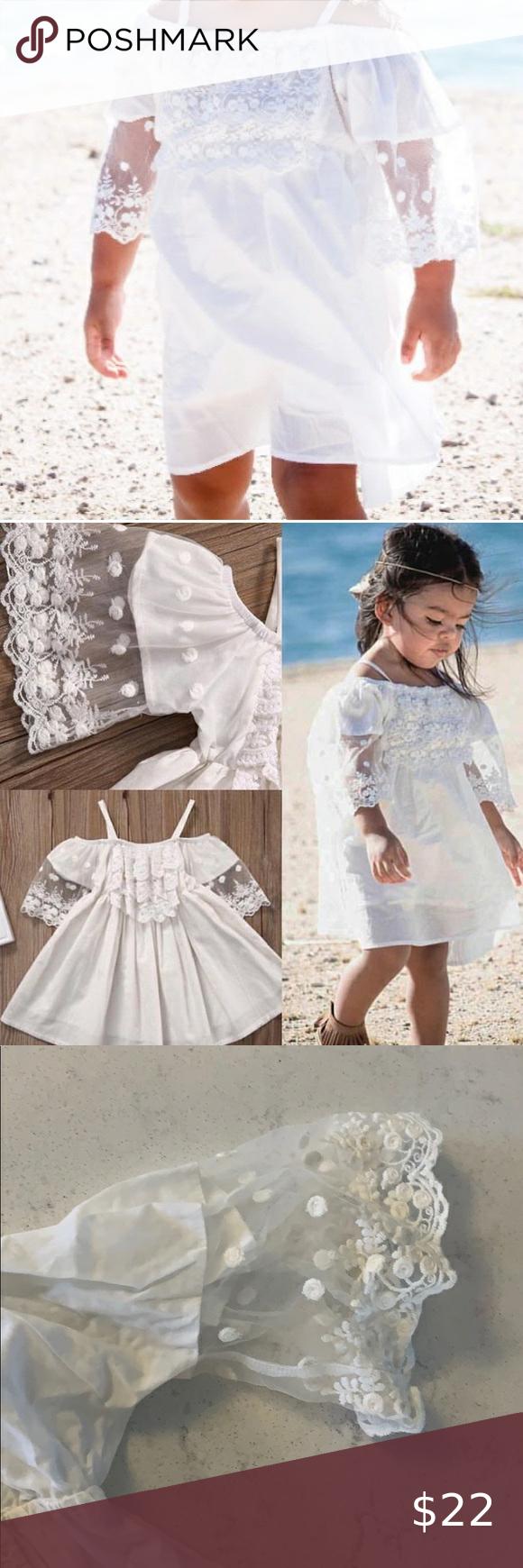 Boho White Lace Dress 3t White Lace Dress Boho Lace Dress Boho Lace White Dress [ 1740 x 580 Pixel ]