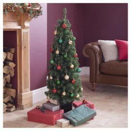 4ft Christmas Tree.Buy Tesco Topiary Christmas Tree 4ft From Our Christmas