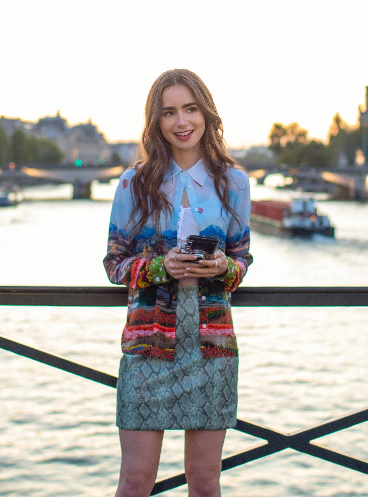 Emily In Paris Is Full Of Fashion Moments. Here Ar