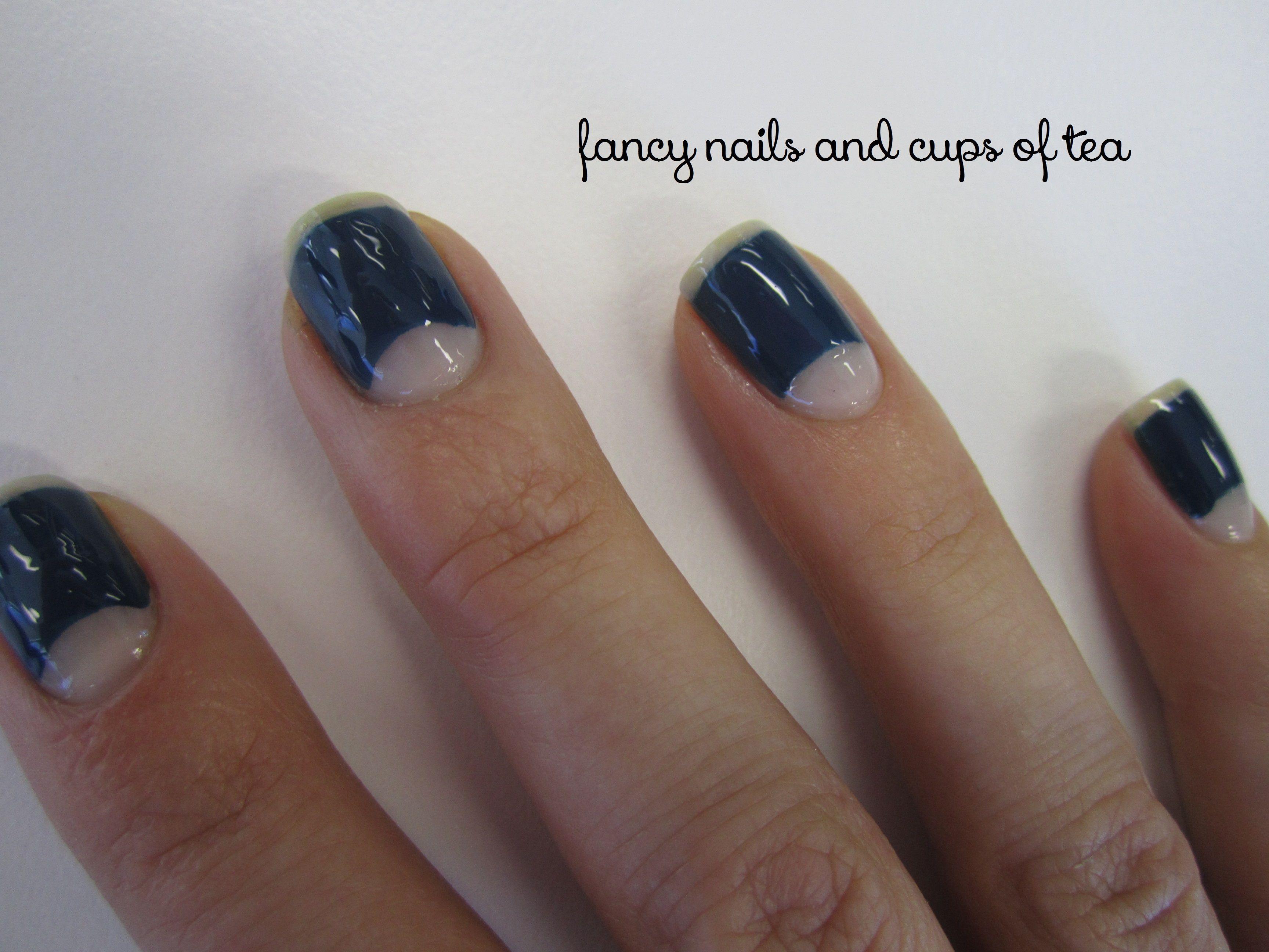 Great gatsby 1920s nails my nail art pinterest gatsby half great gatsby 1920s nails prinsesfo Images