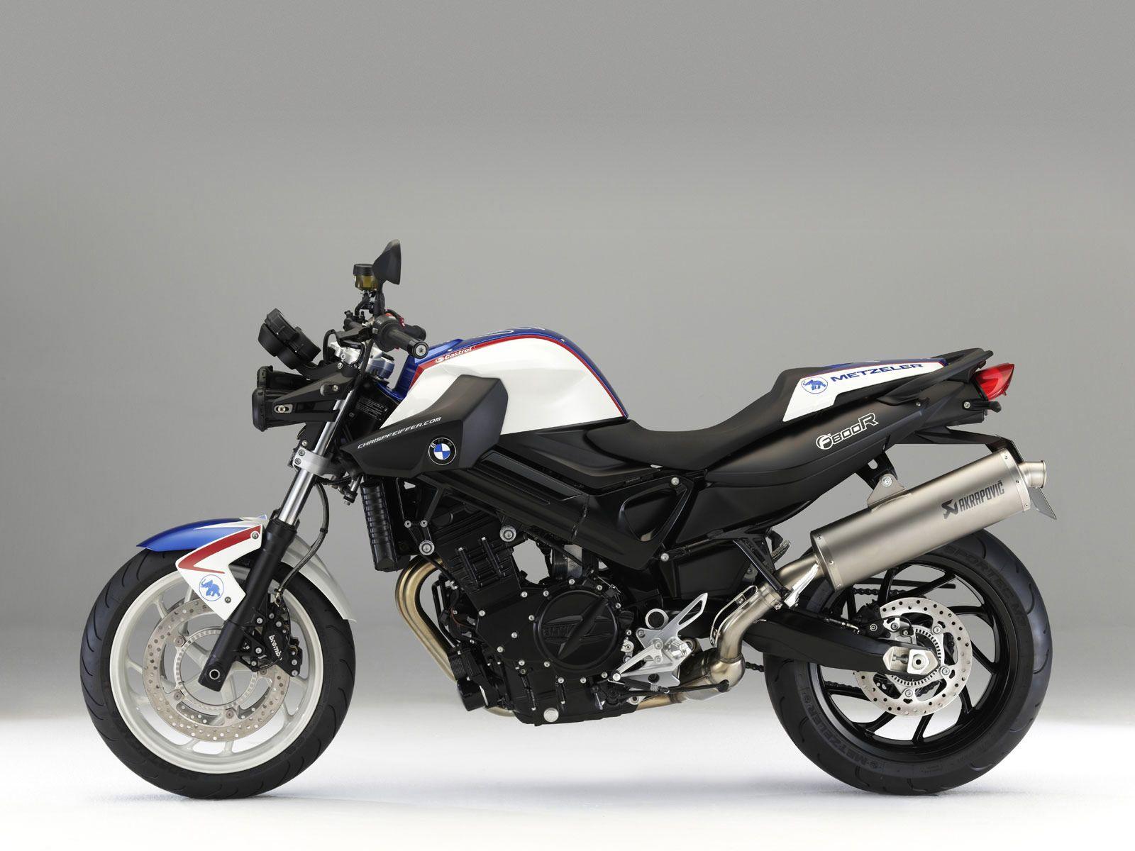 2010 BMW F800R Chris Pfeiffer Edition Motorcycle insurance info