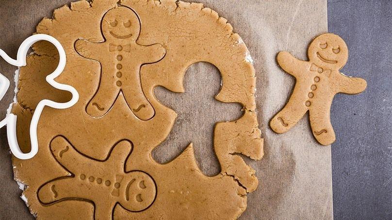 Looks like easy homemade gingerbread recipe gingerbread