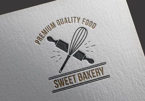 Logo Id M56 This Logo Is Vintage Logo For Clean Logo Company Logo T Shirt Etc Graphics Files Included Bakery Logo Bakery Logo Design Vintage Logo
